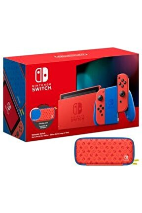 Switch Mario Red & Blue Special Edition