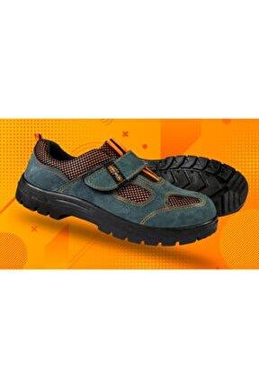 Çelik Burunlu Ayakkabı-- S1 Süet