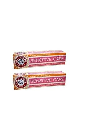 Sensitive Diş Macunu 125 gr 2'li