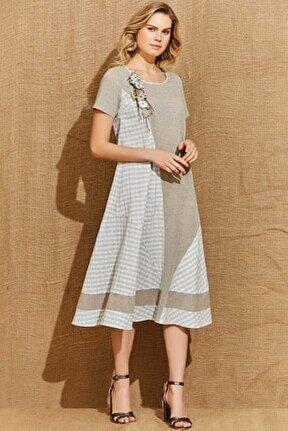Kadın Vizon Elbise
