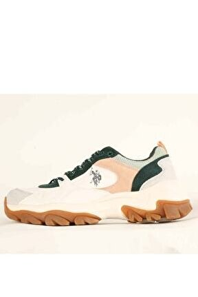TRACKY Beyaz Kadın Fashion Sneaker 100551452