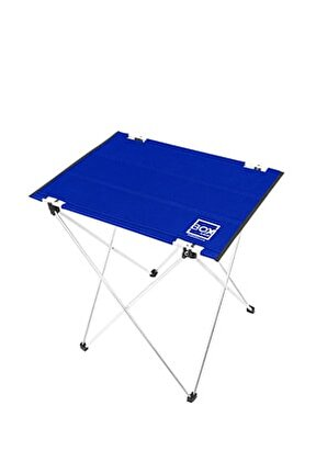 Omuz Askılı, Katlanabilir Kamp Ve Piknik Masası 57x43x60 Cm