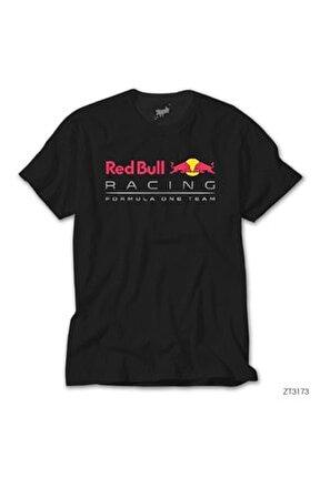 Redbul Racing Team Siyah Tişört