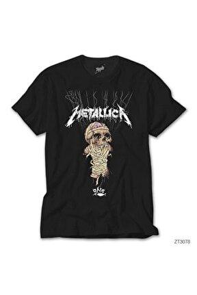 Metallica One Siyah Tişört