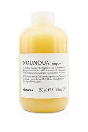 Nounou Besleyici Ve Koruyucu Bakım Şampuanı 250 ml