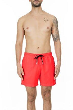 Erkek Turuncu Mayo Short Short T02112t 8vv