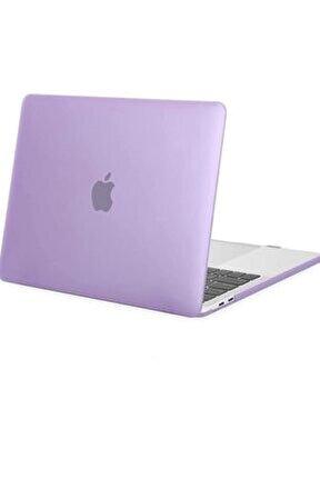 """Apple Macbook Pro 13"""" M1 A2338 2020 Uyumlu Koruma Kılıfı Kapak"""