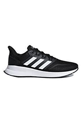 RUNFALCON Siyah Erkek Koşu Ayakkabısı 100403379