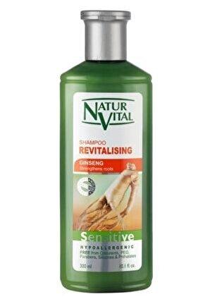 Sensetive Ginseng Canlandırıcı Şampuan Revitalising 300ml