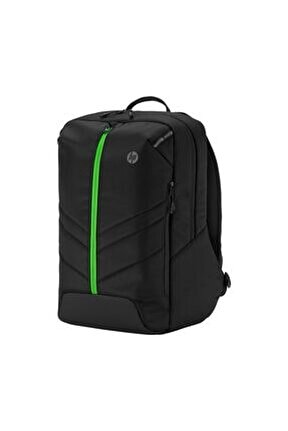 Pavilion 500 Gaming 6eu58aa 17.3 Inç Notebook Sırt Çantası - Siyah & Neon Yeşili