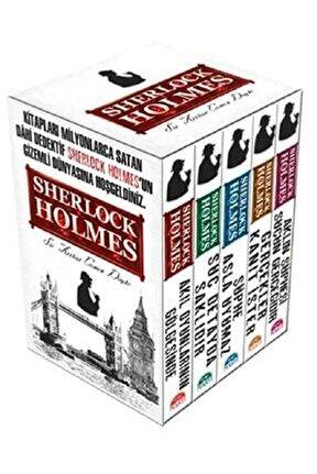 Sherlock Holmes Seti 5 Kitap Kutulu Arthur Conan Doyle
