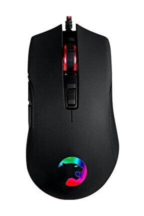Ursa 10000DPI USB Oyuncu Mouse - Siyah