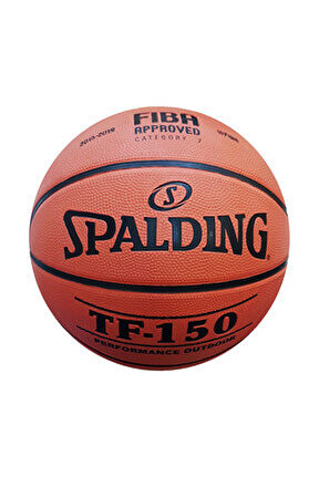 Spalding TF-150 Outdoor Fiba Onaylı 7 No Basketbol Topu