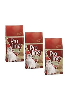Proline Kuzu Etli Yetişkin Kedi Maması 1,5 Kg X 3 Adet