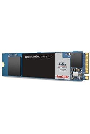 Ultra 3D 500GB 2400MB-1750MB/s NVMe M.2 SSD SDSSDH3N-500G-G25