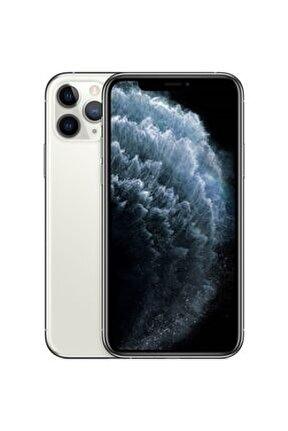 iPhone 11 Pro 64GB Gümüş Cep Telefonu (Apple Türkiye Garantili)  Şarj Aleti Ve Kulaklık Dahildir