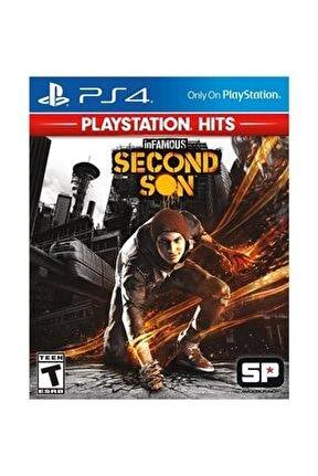 Infamous Second Son - Türkçe Dublaj PS4 Hits Oyun