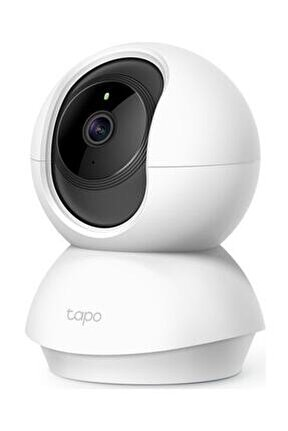 Tapo C200 Full Hd 1080p Gece Görüşlü 128gb Micro Sd Destekli Wi-fi Kamera