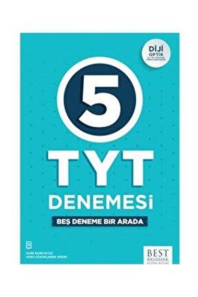 Kültür Yayıncılık TYT 5'li Denemesi
