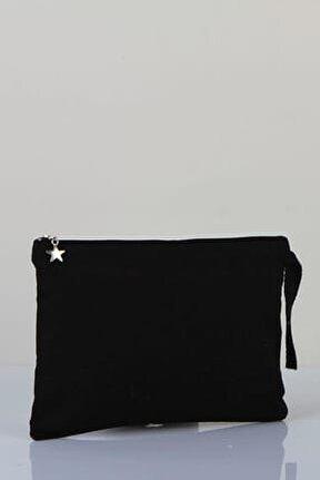 Siyah Unisex Makyaj Çantası 180.02.0101