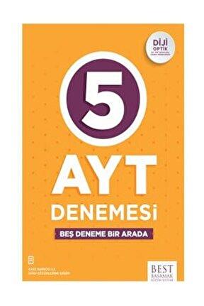 Kültür Yayınları Ayt 5 Denemesi