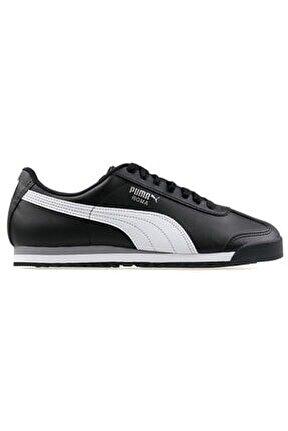 ROMA BASIC Siyah Beyaz Erkek Sneaker 100126099