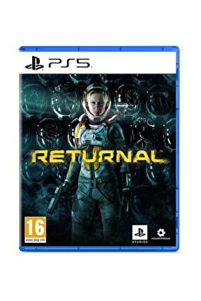 Returnal PS5 Oyun