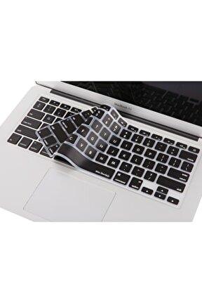 MacBook Air Pro Klavye Koruyucu Kılıf 13inc 15inc 17inc Amerikan İngilizce Baskı A1466 A1502 324