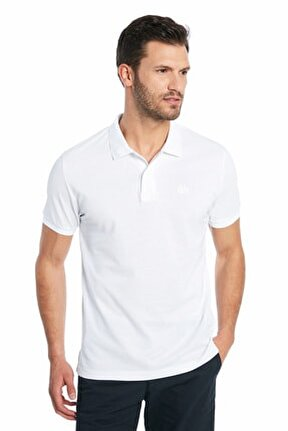 Erkek White T-Shirt AF1M0110112