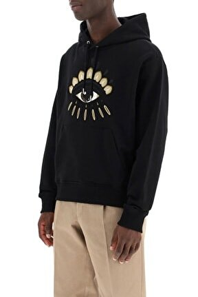 Erkek Siyah Sweatshırt Fa65sw3144xc-99