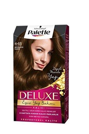 Deluxe Büyüleyici Kahve (4.65) Saç Boyası 50 ml