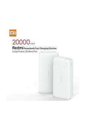 Redmi 20000 mAh Powerbank