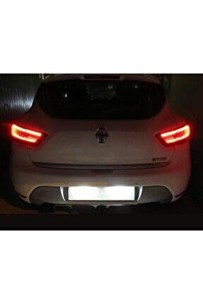 Renault Clıo Led Plaka Aydınlatma Ampulü Ph7021