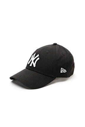 Unisex Siyah New York Yankees Şapka