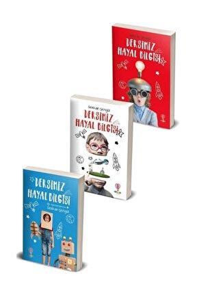 Dersimiz Hayal Bilgisi Kitap Seti 1-2-3/ Serkan Şengül