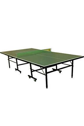 PLAY-G2 Yeşil Masa Tenis Masası - Mitsuka Masa Tenis Seti