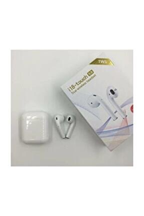 I18 Touch 5.0 Bluetooth Kulaklık Siri Destekli Dokunmatik