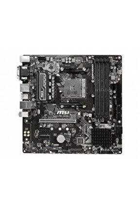 B450M PRO-VDH MAX AM4 DDR4 3866(OC) 4xDIMM DVI HDMI VGA GLAN M.2 USB3.2