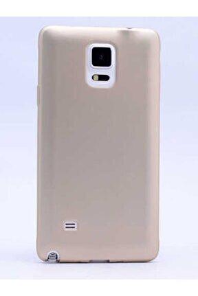 Galaxy S5 Kılıf Klasik Mat Renkli Yumuşak Premier Silikon