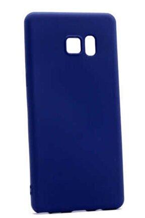 Galaxy Note 7 Kılıf Klasik Mat Renkli Yumuşak Premier Silikon