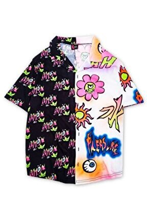 Çift Desen Gömlek