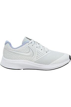 Unisex Beyaz Star Runner 2 Ayakkabı Aq3542-007