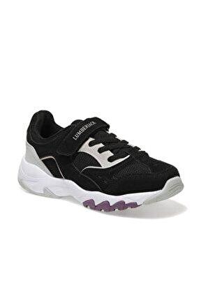 REGINA JR Siyah Kız Çocuk Yürüyüş Ayakkabısı 100663257