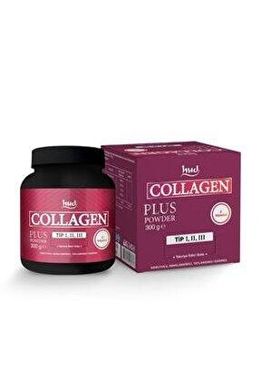 Destek Collagen Plus Powder 300 gr Toz Kolajen