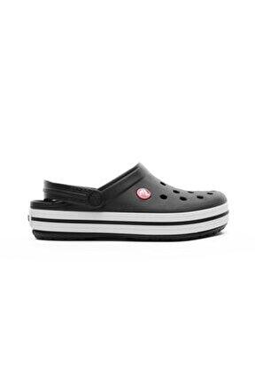 Crocband Clog Siyah Sandalet 11016-S