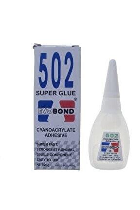 502 Japon Yapıştırıcı 20 gr
