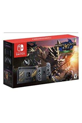 Switch Monster Hunter Rıse Deluxe Edition Konsol