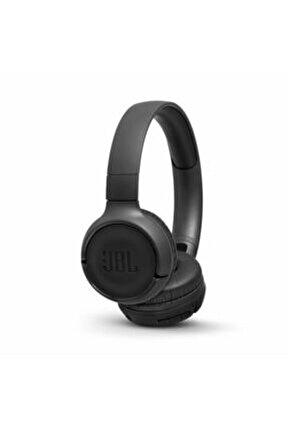T500BT Kablosuz Kulaküstü Kulaklık Siyah