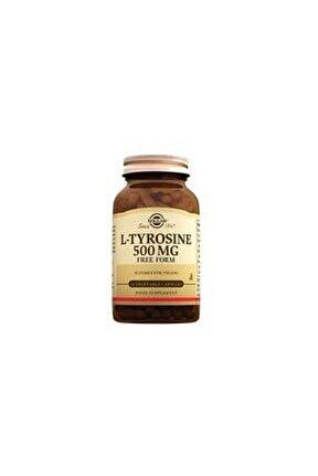 L-tyrosine 500 mg 50 Kapsül