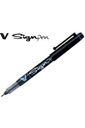 V-signpen - Siyah
